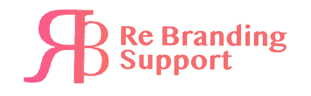 Re-Branding Support Web Design